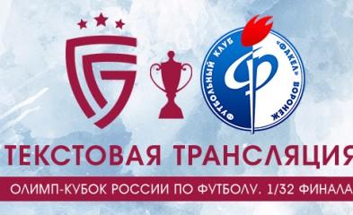 новость Онлайны матча «Салют Белгород»-«Факел»