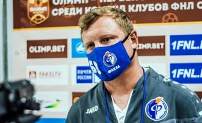 новость «Факел»-«Балтика»: тренеры после игры