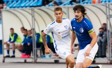 новость Сине-белые уступили «Балтике» из Калининграда – 0:1