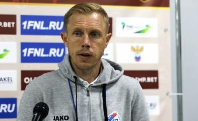 новость «Торпедо Москва»-«Факел»: тренеры после игры