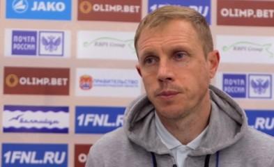 новость «Балтика»-«Факел»: тренеры после игры