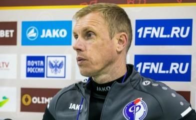 новость «Факел»-«Торпедо Москва»: тренеры после игры