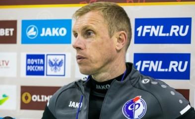 новость Олег Василенко: «Мне неинтересно быть в середине таблицы»