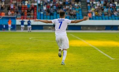 новость Роман Акбашев - в сборной тура