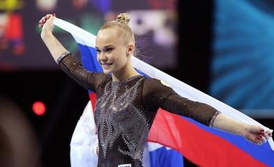 новость Ангелина Мельникова завоевала бронзовую медаль Олимпиады