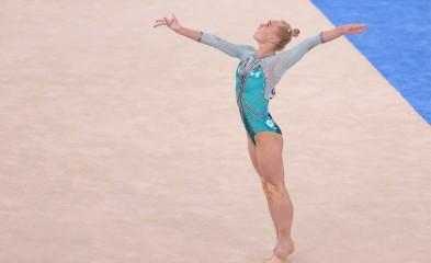 новость Ангелина Мельникова завоевала третью медаль Олимпиады