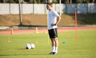новость «Нужно создать конкурентную среду на тренировках»