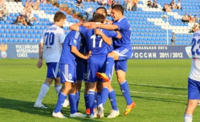 новость «КамАЗ»-«Факел»: забитые мячи и моменты матча