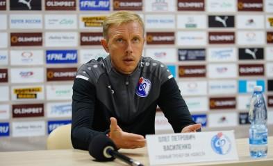 видео Комментарий тренера после матча с «КАМАЗом»